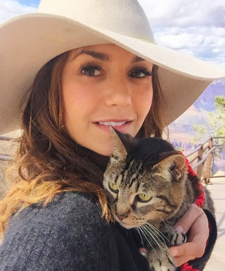 Nina Dobrev Mourns the Loss of Her 18-Year-Old Cat