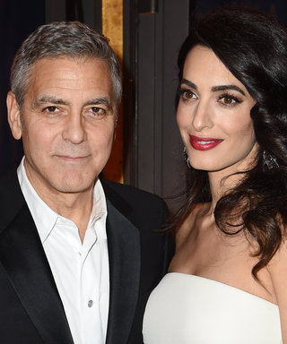 George Clooney Played a Pediatrician on ER, So He's Ready for Twins