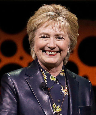 No One on the Internet Can Handle Hillary Clinton in This Leather Jacket