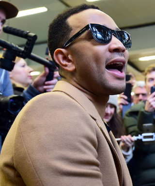 John Legend's Surprise Performance Is What Every Morning Commute Needs