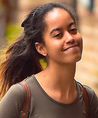 Malia Obama's Cool-Girl Street Style