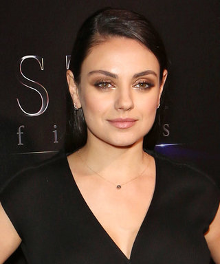 Mila Kunis Hits the Red Carpet for the First Time Since Giving Birth