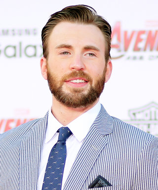 Chris Evans Adoringly Gushes About His Ex, Jenny Slate