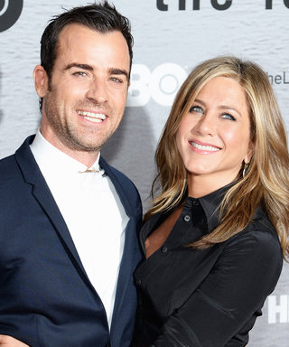 Justin Theroux Got Jennifer Aniston the Funniest Birthday Gift