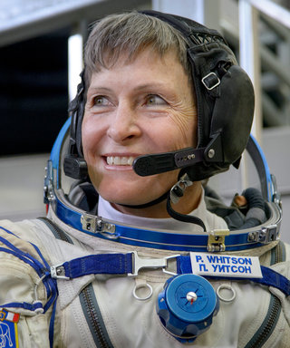 NASA Astronaut Peggy Whitson Just Shattered Another Space Record