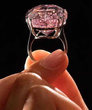 This Ultra-Rare Pink Diamond Is Now the World's Most Expensive Diamond