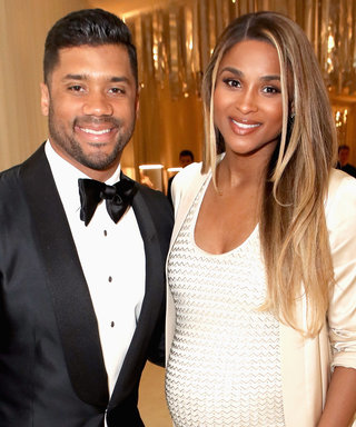Ciara and Russell Wilson Are #CoupleGoals Getting Their Sweat On at the Gym