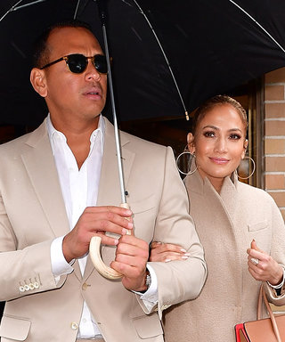 Jennifer Lopez and A-Rod Are Now Color-Coordinating Their Outfits
