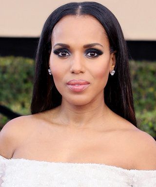 Kerry Washington Didn't Work Out for Six Weeks After Her Son's Birth
