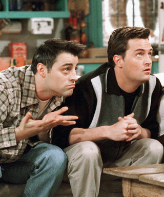 You'll Never Guess Matthew Perry's Favorite Chandler Bing Joke from Friends