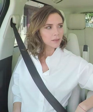 Victoria Beckham's Carpool Karaoke Was Unlike Anything We'd Ever Seen
