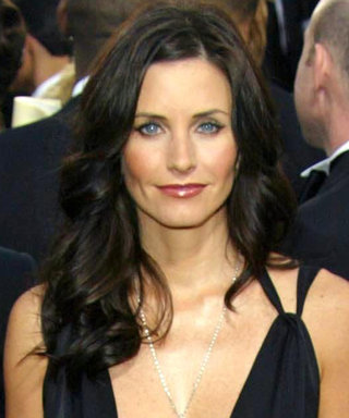 Courteney Cox's Changing Looks