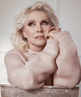 Blondie's Debbie Harry on Her Iconic Platinum Hair