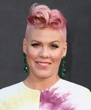 Pink Got the Craziest Push Present from Her Husband