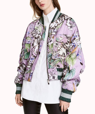 Chic Graphic Jacket And Earring Combos Under $500