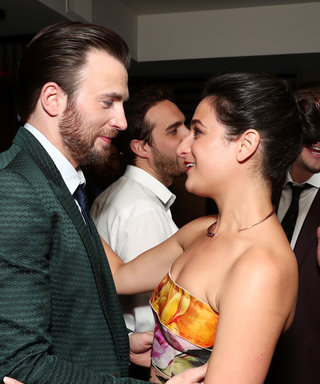 Exes Chris Evans and Jenny Slate Reunite and Here Are the Adorable Photos