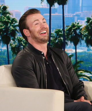 Chris Evans's Tween Co-Star Got Him to Tap Dance on TV
