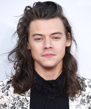 Harry Styles Reveals Album Tracklist—Along with His Bare Back