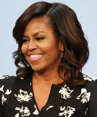 Michelle Obama Steps Out with Natural Hair, Breaks Internet