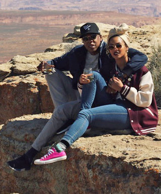 Beyoncé and Jay Z Pack on the PDA in New Photos from Grand Canyon Vacay