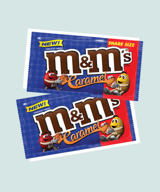 Say Goodbye to Your Summer Bod, Caramel M&Ms Are Coming