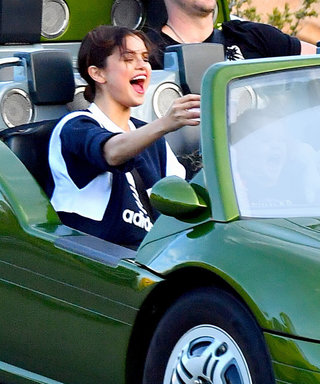 Selena Gomez Is Still a Kid at Heart on a Trip to Disneyland