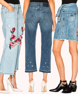 The Coolest Denim Pieces to Buy at Forward's Sale