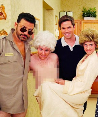 Lena Dunham and the Cast of Girls Reunite for a Hilarious Golden Girls Parody