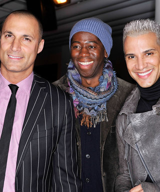 These Former ANTM Judges Got the Family Back Togetherfor a Reunion