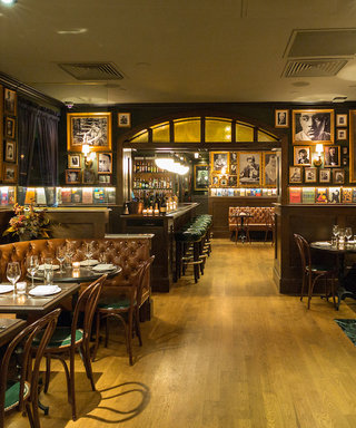 The Speakeasy-Style Restaurant in N.Y.C. That Everyone Is Talking About