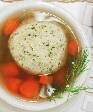 Katz's Deli's Famous Matzo Ball Soup Recipe Is Calling Your Name