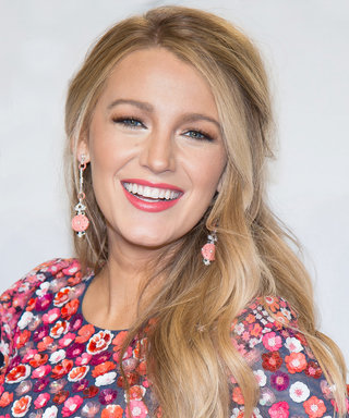 Blake Lively Loves a Bedazzling Party