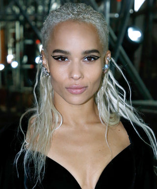 See Zoë Kravitz's Dramatic Hair Transformation!
