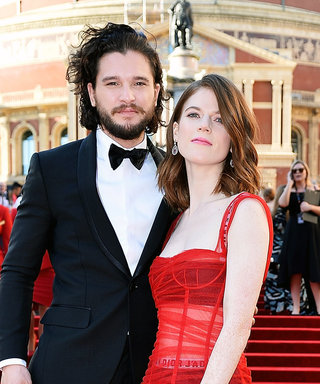 Kit Harington and Rose Leslie Make a Rare Red Carpet Appearance