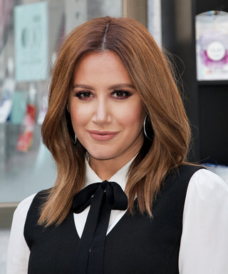 Ashley Tisdale Pokes Fun at Red Carpet Look from Her Disney Days