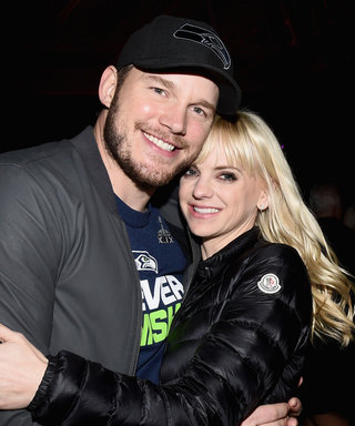 Chris Pratt Thanks Anna Faris for Support on Tour in the Sweetest Post