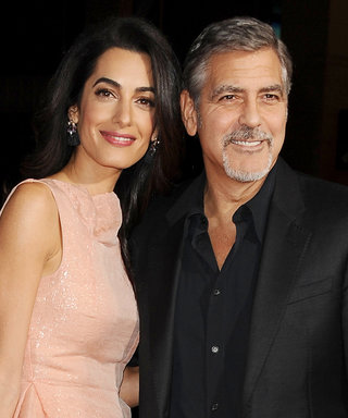 George and Amal Clooney Welcome Twins—Find Out Their Names