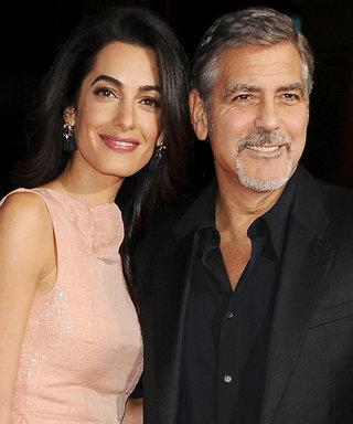 George And Amal Clooney Step Out For The First Time With Newborn Twins