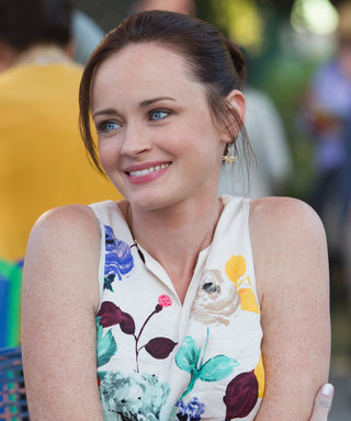 Alexis Bledel Wanted More For Rory Gilmore, Too