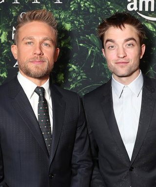 Charlie Hunnam and Robert Pattinson Dropped 35 Pounds for This Role