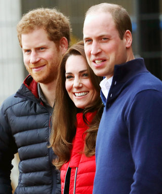 Running The London Marathon? Kate, Wills And Harry Will Be There To Cheer You On