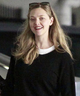 Amanda Seyfried Steps Out for First Time Since Giving Birth