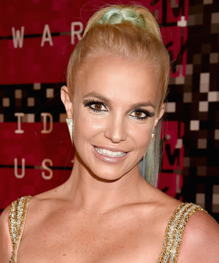 This is What Christmas Looks Like at Bday Girl Britney Spears' House