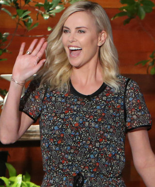 Listen to Clueless Charlize Theron Try to Explain Dating Apps and LOL