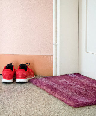 This Scary Study Says You Should Take Your Shoes Off When You Get Home