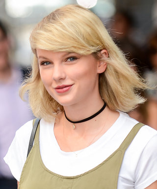 Taylor Swift Has a Brand New British Boyfriend