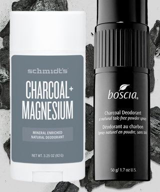 What's the Deal with Charcoal Deodorant?