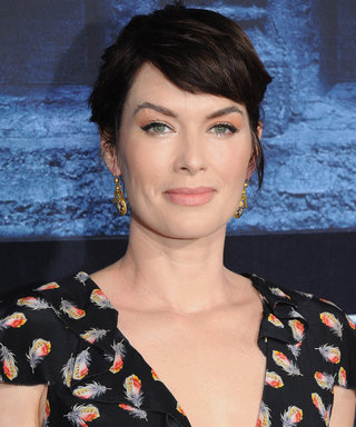 Lena Headey Just Dropped a Ton of Wisdom About Coping with Anxiety