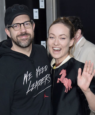 Olivia Wilde and Jason Sudeikis Have a Casual-Cute PDA Moment
