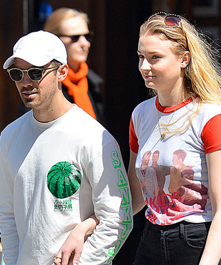 Sophie Turner Just Debuted Some Very Sexy Joe Jonas Ink on Her Hand